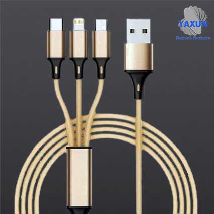 Customized Universal Mobile Phone Data Cable